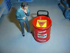 1/18 - ZEREX DRUM of Anti-Freeze for your Shop/Garage/Dioramas-SCALE