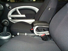 Bracciolo Simil Pelle BMW Mini R56 07-> Nero