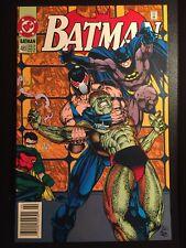 KNIGHTFALL PRELUDE Batman #488 489 490 491 492  2ND BANE, HIGH GRADE, (NM-/NM+)
