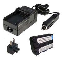 Cargador de batería para BC-V615 Sony CCD-TRV715 DCR-SD1000 DCR-TR7000 DCR-TR7100 Nuevo