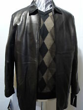 Andrew Marc, Men's Leather Coat, Med, NWT
