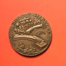 Médaille GROUPE DROUOT-MARLY LE ROI