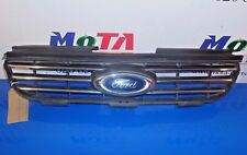 FORD GALAXY FRONT BUMPER GRILL 2012 MODEL FREE P&P
