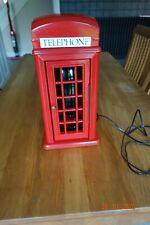 Holdcourt Ltd London Phone Box Landline