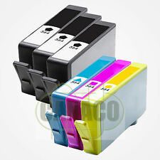 6+ PK New 564 564XL Ink Cartridge for HP Plus-B209a C5324 D5440 B109a 5520 7520