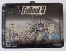 Fallout 3 -- Collector's Edition (Sony PlayStation 3, 2008) PS3