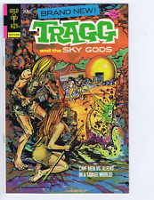 Tragg & the Sky Gods #1 Gold Key 1975