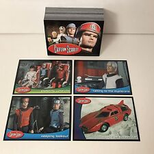 CAPTAIN SCARLET (Cards Inc./2002) Complete Card Set GERRY ANDERSON Marionation