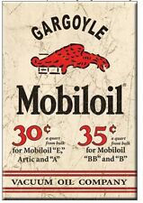 "Mobil Gargoyle - 3"" x 2"" Refrigerator Ice Box Magnet M1897"
