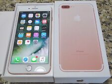 New Apple iPhone 7 Plus 256gb Rose Gold World Unlocked AT&T T-mobile Fast Ship