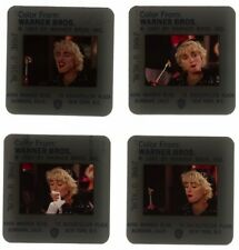 More details for 4 x rare madonna who's that girl 35mm slide transparency photos 1987