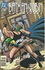 Batman & Robin Adventures #12 1996 VF/NM