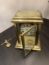 New ListingSeth Thomas Clock Empire Beveled Glass R.Kaiser Brass