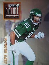 NFL 034 Jeff Graham WR Wide Receiver Play off Prime 1996