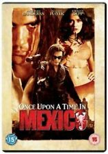 Once Upon a Time in Mexico 5050582584936 With Johnny Depp DVD Region 2