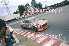 Xhenceval & Dieudonné & Dini Luigi Racing BMW 3.0 csl le mans 1977 fotografía