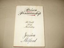 Poison Penmanship - The Gentle Art of Muckraking    Free shipping