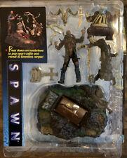 Spawn: The Graveyard Playset (1997) McFarlane Toys New
