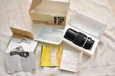 Nikon 200mm f4 Ai manual focus lens