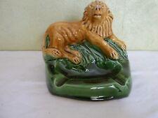 Cendrier Céramique Lion GONDREVILLE