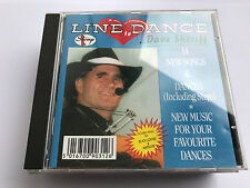 Love To Line Dance Volume 1 by Dave Sheriff CD - RARE - MINT 5016700903126