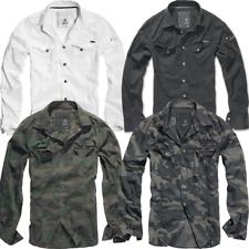 Brandit slim fit camiseta Camisa Army camuflaje BW camuflaje camisa Tarn BDU