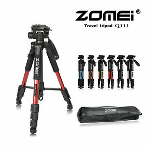 "ZOMEi 55"" Professional Heavy Duty Portable Tripod &Pan Head for Digital Camera"