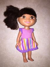 "Dora The Explorer Doll Mattel 6"" Figure Toy Nick Jr.@"