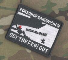 JASDF 401st Tactical Airlift Sqn 輸送飛行隊 Komaki AB C-130 Porkchop Sandwich Patch