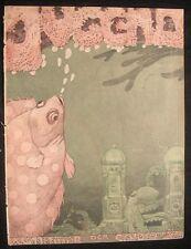 Jugend 1903 Art Nouveau jugendstil antique magazine issue 42 Georgi Bechler Putz