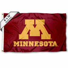 Minnesota Gophers 6' x 10' Large Flag
