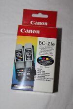 CANON  Cartouche Jet d'encre 4 Couleurs  BC-021e - BJ-2000 MultiPASS C20 Séries