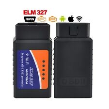 ELM327 V1.5 WiFi Scanner Auto OBD2 Wireless Car Diagnostic Tool for IOS/Android