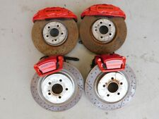 Mercedes Benz CLA45 AMG C117 4Matic 2013 Front Rear Brake Caliper Disc Set J100