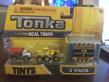 Tonka Tinys micro machines sized Cars Trucks Glow In The Dark You Pick Funrise
