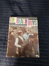 Beach Boys Collectible Program c. 1966