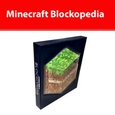 Minecraft: Blockopedia: An Official Minecraft Book from Mojang by Mojang AB (Hardback, 2014)