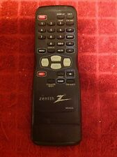 Zenith N0242UD TV Television Remote Control Electronic Access Battery TVSA1320