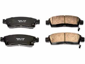 For 2009-2017 Chevrolet Traverse Brake Pad Set Rear Power Stop 14292PS 2010 2011