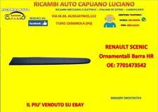 RENAULT SCENIC Ornamentali Barra HR OE: 7701473542