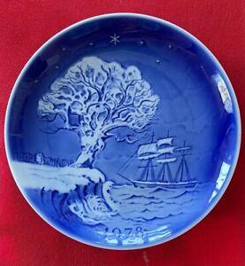 Old Copenhagen Blue Plate, Desiree, 1978, Last Dream of Old Oak Tree, Jansen