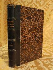 1885 French Catholic Book Petit Messager du Coeur de Marie Bulletin de Janvier