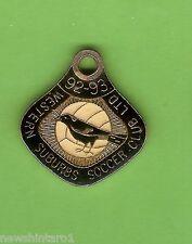 #D250. 1992-93 Western Suburbs Soccer Club Member Badge #630