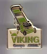 RARE PINS PIN'S .. AGRICULTURE TRACTEUR TRACTOR JARDIN TONDEUSE VIKING STHIL ~C9