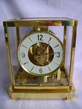 VINTAGE JAEGER LECOULTRE Atmos Clock Calibre 528-6 1963 Just entièrement entretenue