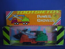 SUPER RARE NEW IN PACKAGE VINTAGE TOOTSIETOY CAB WITH OPERATING POWER SHOVEL L2