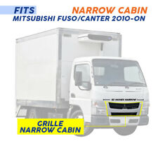 MITSUBISHI FUSO CANTER 2010-2018, WHITE GRILLE, NARROW CABIN, 42 INCHES LONG