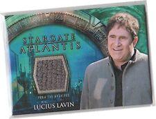 Stargate Atlantis Seasons 3 & 4 - Lucius Lavin Jacket Costume Card - 2008
