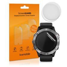 3x Protection d'écran pour Garmin Fenix 6 47mm film de protection fitness