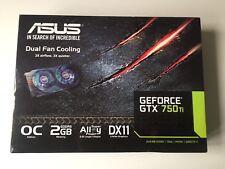 ASUS GTX 750TI OC 2GB GDDR 5 SCHEDA GRAFICA NVIDIA